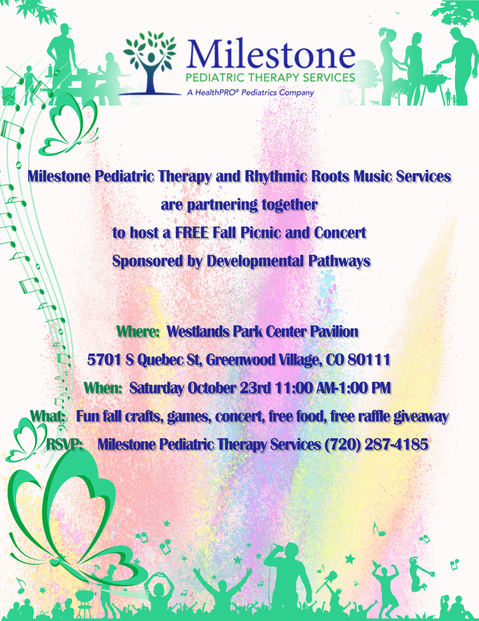 Fall Picnic and Concert